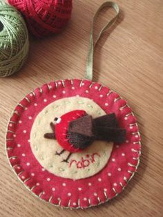 LucyKate Crafts...: Robin tutorial