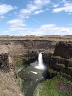 Palouse Falls - Eastern Washington State