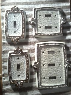 Mid-Century switch plates- at my store