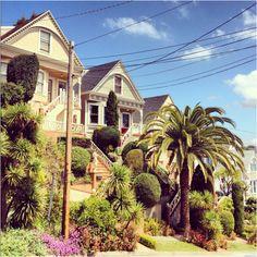 Pretty San Francisco street❤....ﻬஐღ