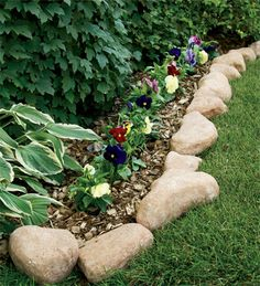 Lightstone Garden Edging