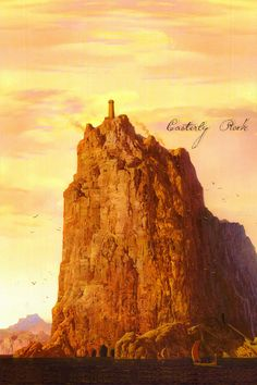 Casterly Rock ~ Game of Thrones