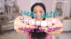 Nuevas Muestras Maybelline Sensational colección Los Buffs! --Bellezacon… ItsJudytime Spanish Beauty makeup  tutorials hair