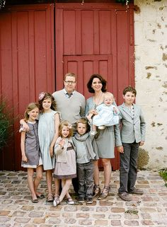 perfect family... picture, fashion, etc.