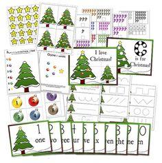 Christmas Pre-K Package