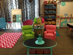 Polka Dots & Chevron ~A Traveled Teacher