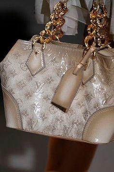 Gold & Ivory Louis Vuitton