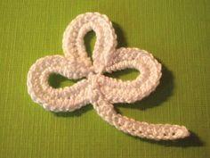 CROCHET PATTERNS ( Shamrock Crochet Pattern #103) -Crochet & Knit Design Heaven