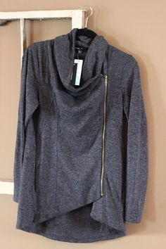 Stitch Fix - great style!  Would love this in navy (or this color)!