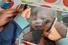 Roy Lichtenstein for Kids - a art project