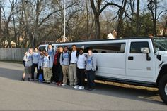 This is how the wrestling team travels