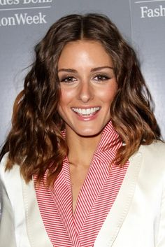 Olivia Palermos Fashion Week hairstyles