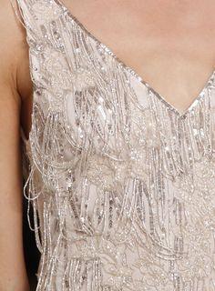 beautiful detailed dress