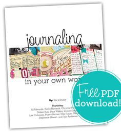 Journaling download