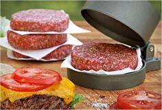 Non-Stick, adjustable thickness  Hamburger Press