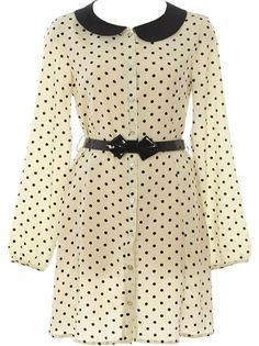 Mod Sprinkles Dress