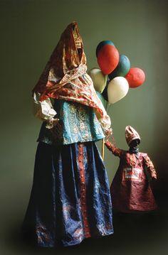 Isabelle de Borchgrave - Amazing dresses made of paper