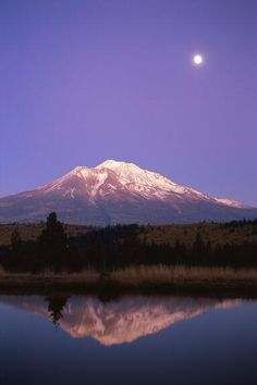 Photo by Tim Corcoran  Mt Shasta, CA  We lived in Mt Shasta in the early 1970's. so gorgeous!!!!!!