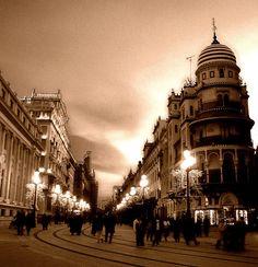 Sevilla españa, espana, gorgeous, favorit, blakehh, europ, beauti, citi, avenida