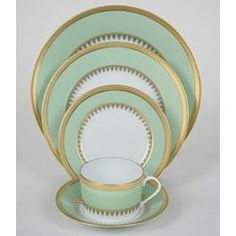 Haviland Oasis China (I want this as my wedding china)