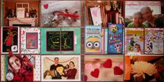 meanderings . . . : project life: valentine's day