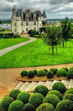 The Royal Chateau Amboise, Liore France