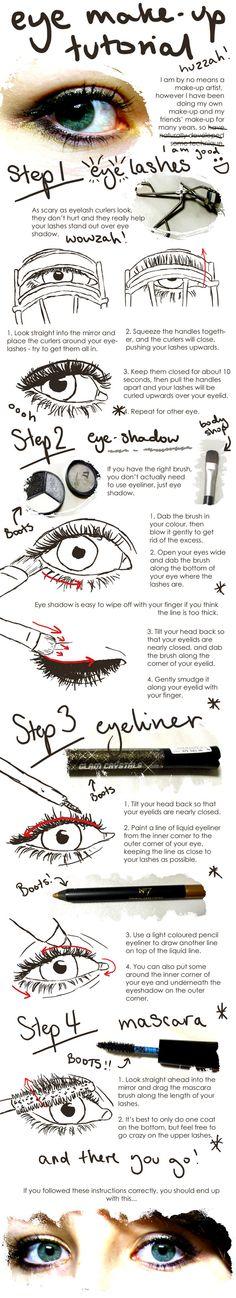 make up tutorial, style, eye makeup tips, makeup 101, beauti, beauty, hair, eye makeup tutorials, eyes
