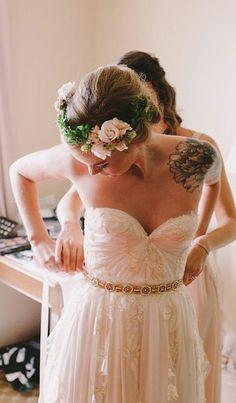 weddings and tattoos.