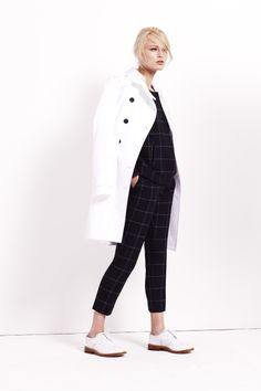 #BestofBritish Pure Cotton Trench Coat with Belt #SS14