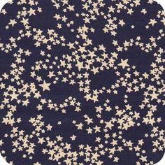Stars beiges sur marine