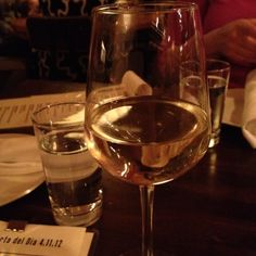 Godello isn't quite as racy and acidic as Albariño. It's much smoother – creamy and almost waxy.