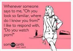 Hilarious!!! Haha!
