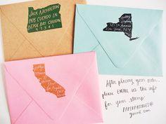 { State return address stamp }