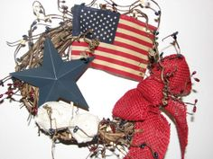 Hey, I found this really awesome Etsy listing at https://www.etsy.com/listing/153352602/pantry-door-or-window-patriotic-wreath