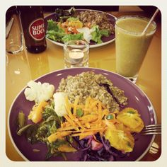 #vegan lunch @Naturalmente,Loule,Algarve,Portugal