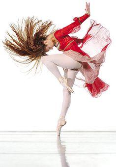 Wonderful movement...