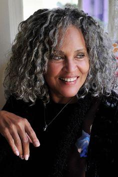 Women With Gray Hair - Silver Vixens