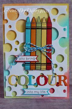 A Scrapjourney: Colour
