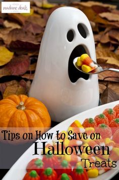 Are you ready for trick or treaters? Check out these simple tips on How to Save on Halloween Treats.