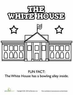 Worksheets: The White House