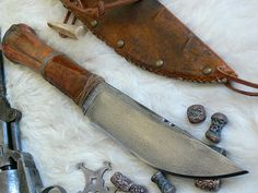 Primitive Hunter by Dervish Knives