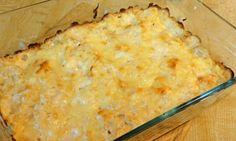 SMOKED GOUDA CAULIFLOWER - Linda's Low Carb Menus & Recipes