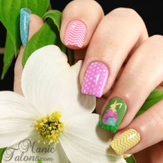 Easter Manicure 2014