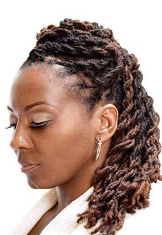 One of the reasons we like locs.
