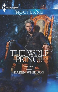 The Wolf Prince by Karen Whiddon.    Willow was unlike any princess he'd ever met…As heir to the throne, Ruben must choose an appropriate mate to preserve his royal bloodline—despite his fear that his true nature will destroy them both. Yet the female he craves above all others is a dangerous combination of fairy and shifter, a mesmerizing creature who inspires both passion and suspicion. Then violence strike...  Paperback, 304 pages  Expected publication: April 2nd 2013 by Harlequin