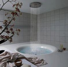 tubs, shower heads, dream, bathtub, bathroom designs, hous, master baths, bathroom showers, modern bathrooms