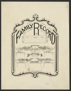 vintage clip art, genealogy crafts, famili heritag, certificate printables, famili tree