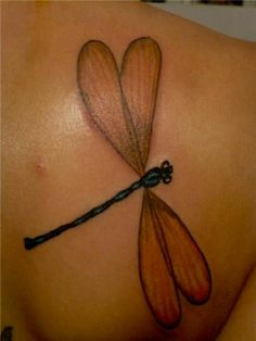 Dragonfly Tattoos - Tattoos.net