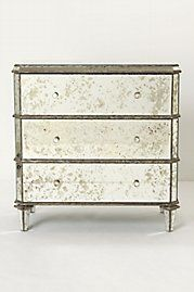 This is my dream dresser that I've wanted for years! It's from Anthropologie and I go in just to drool on it!