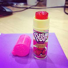 Push Pop candy :)